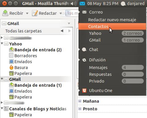 ThunderUbuntu Addon