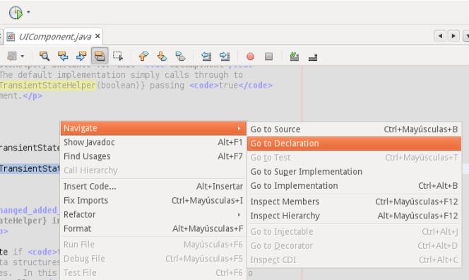 Mejorando la integración de JavaSwing conGTK